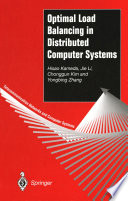 Optimal Load Balancing in Distributed Computer Systems