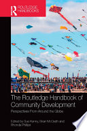 The Routledge Handbook of Community Development