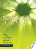 Nanohybrid And Nanoporous Materials For Aquatic Pollution Control Book PDF