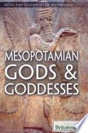 Mesopotamian Gods   Goddesses