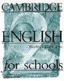 Cambridge English for Schools 2 Teacher s Book