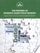 The Promise of Evidence-Based Policymaking