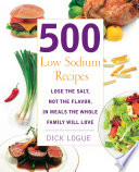 500 Low Sodium Recipes