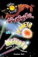 Solar System  Asteroids  Comets and Meteors