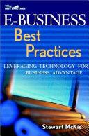 E-Business Best Practices
