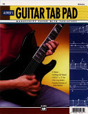 Alfred s Guitar Tab Pad