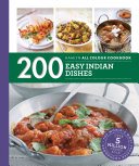 Hamlyn All Colour Cookery  200 Easy Indian Dishes