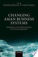 Changing Asian Business Systems Book