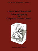 Atlas of Two Dimensional Echocardiography in Congenital Cardiac Defects