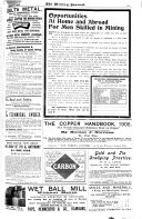 The Mining Journal Railway And Commercial Gazette