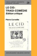 Le Cid: Tragi-comédie Pdf/ePub eBook