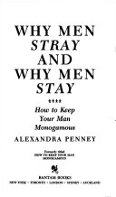 Why Men Stray and Why Men Stay Book PDF