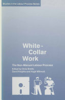White Collar Work