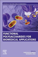 Functional Polysaccharides for Biomedical Applications