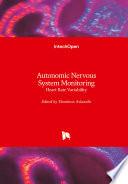 Autonomic Nervous System Monitoring