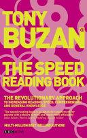 The Speed Reading Book Pdf/ePub eBook