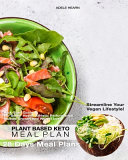 Plant Based Keto Meal Plan Book PDF