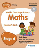 Books - Hodder Cam Primary Maths Lb Book 6 | ISBN 9781471884429