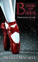Blood and Ballet banner backdrop