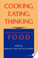 Cooking Eating Thinking PDF
