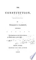 The Constitution Book PDF