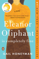 link to Eleanor Oliphant is completely fine in the TCC library catalog