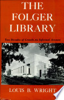 The Folger Library