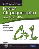 Initiation à la programmation avec Python et C++