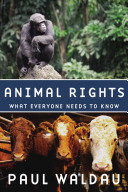 link to Animal rights : what everyone needs to know in the TCC library catalog