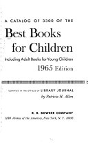 A Catalog of     of the Best Books for Children