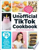 The Unofficial TikTok Cookbook image