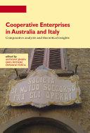 Cooperative Enterprises in Australia and Italy