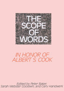 Pdf The Scope of Words