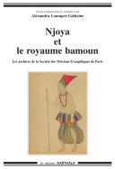 Pdf Njoya et le royaume bamoun Telecharger