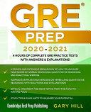 GRE Prep 2020 2021