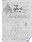 Not Schools Alone