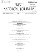 Journal of the Irish Medical Association