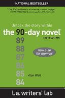 The 90 Day Novel