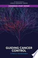Guiding Cancer Control