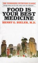 Food Is Your Best Medicine Pdf/ePub eBook