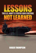 Lessons Not Learned Pdf