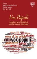 Vox Populi Pdf/ePub eBook