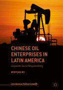 Chinese Oil Enterprises in Latin America Pdf/ePub eBook