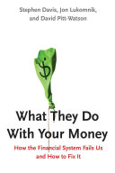 What They Do With Your Money [Pdf/ePub] eBook