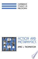 Fiction and Metaphysics
