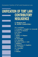 Unification of Tort Law