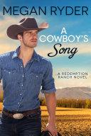 A Cowboy's Song Pdf/ePub eBook