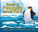 Does a Penguin Have Fur