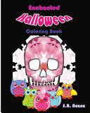 Enchanted Halloween Coloring Book