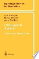 Orthogonal Arrays